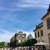 ドイツ ドレスデン エルベ川のほとり百塔の都