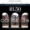 子供から大人まで、人気のブランド『ラルフ・ローレン』が創業50周年記念をお祝い。