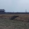 平城宮跡で見かけた電車