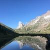 UTMB2019冒険記15:絶景コンバル湿原の謎(Lac Combal)