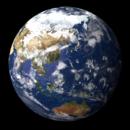 Blender 311日目。「地球のモデリング」その2。