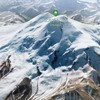 Let's look at Mount Elbrus in Russia by satellite image.