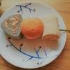 かわいいお取り寄せ「赤巻」(イソップ製菓 天草市)と「おでんケーキ」(創作西洋菓子大陸 姫路市)