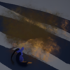 【UE4】煙(半透明)のライディング関係