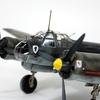 1/72 レベル ユンカース Ju88A-4 爆撃機
