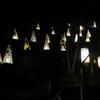「光る!TAROをつくろう」住民参加型アートプロジェクトとしてのイルミネーションのお手伝いをしました