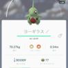 ポケモンGO日記(2017/03/22)