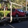 港南区から遺産相続の車検切れ故障車をレッカー車で廃車の引き取りしました。