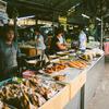 タイに行ってきた。(2)〈メークロン市場〉