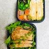 初チャレンジ鶏ハム弁当