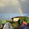 イースター島でわくわくキャンプ生活!の巻