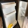 冷蔵庫の扉が外れた‼️‼️
