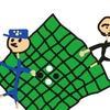 オセロを使った新感覚ゲーム「警察と泥棒」の遊び方!!
