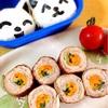 【お弁当】豚肉の野菜巻き弁当