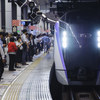 帰宅ラッシュの東京駅(その2)