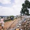 ケニアのゴミ事情とレジ袋禁止令!?