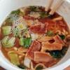 【カップラーメン食べ比べ】中華蕎麦とみ田-豚骨魚介の至宝-の感想★3