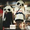夜の上野をお写んぽ(期限切れフィルム編)
