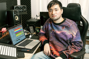 Masayoshi Iimori × SanDisk Extreme Portable SSD 〜制作パフォーマンスの要 SANDISKポータブルSSD【第2回】