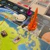 【ボードゲーム】忙しくて楽しいサイコロ系協力ゲーム『サンダーバード / Thunderbirds Co-operative Board Game』