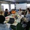 ふくしまオーガニックコットンプロジェクトの会議に参加