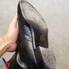 俺の大好きなアベンジャーズマークを入れたブーツ。足元と心にアベンジャーズ
