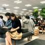 メルペイ新オフィスでのラフすぎる全社定例にお邪魔したよ! #メルカリな日々