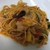 チャチャっと【ナポリタン】冷凍食品【グリル野菜】で超簡単料理!