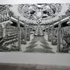 ギャラリーαMの風間サチコ展「東京計画2019」を見る
