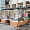 ドイツの有名建築家によるコンテナプロジェクト。