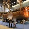 カワサキワールド、神戸海洋博物館~乗り物好きにはたまらない~