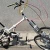 【 自転車カスタム講座 番外編 】絶対に真似しないでほしい前輪2輪カスタム