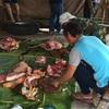 タイ旅行記 その4 豚や鳥をしめて食べる