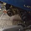 #バイク屋の日常 #スズキ #レッツ #タイヤ交換 #タイヤサイズ
