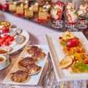 「白雪姫のクリスマスデザートブッフェ」が開催!クリスマスパーティーをイメージしたデザートブッフェ!
