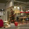 IKEAのクリスマス・インテリア