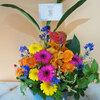 お届けのお花たち