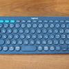 Bluetoothで3台まで接続可能なロジクールのキーボード「K380」のレビュー