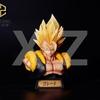 ドラゴンボールガレージキット(ゴジータ)XZ-Studios