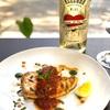 南イタリアの白ワインとカジキマグロの南イタリア風が旨い!!