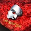 ラブ・ネバー・ダイ Love Never Dies 2019年公演のオリジナルグッズ
