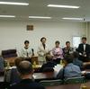代表質問に立ちました。傍聴ありがとうございます。福島第二原発廃炉は福島復興の大前提、一番重要なことは被災者の生活再建です。