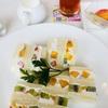 新宿★タカノフルーツパーラー&フルーツバー★桃のパフェ