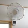 壁掛け扇風機の取付場所の失敗