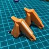 ガンプラオリジナルMSを作ろう⓶プラ板でディテールアップ