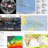 【台風情報】日本の南西・南東には雲の塊(TD33W・92W)が!今後この台風のたまごが台風28号・台風29号と連続発生して日本へ接近!?気象庁・米軍・ヨーロッパ中期予報センターの予想は?