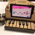 ニンテンドーラボ バラエティキットのピアノを作ったよ!
