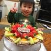 ☆瑛士2才の誕生日☆
