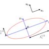 マハラノビス距離(Mahalanobis distance)と多次元正規分布|改めて理解する多次元正規分布 #1