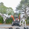 【建機イベント】日立建機フェスティバルに行って来た【茨城県土浦市】【2018年11月】